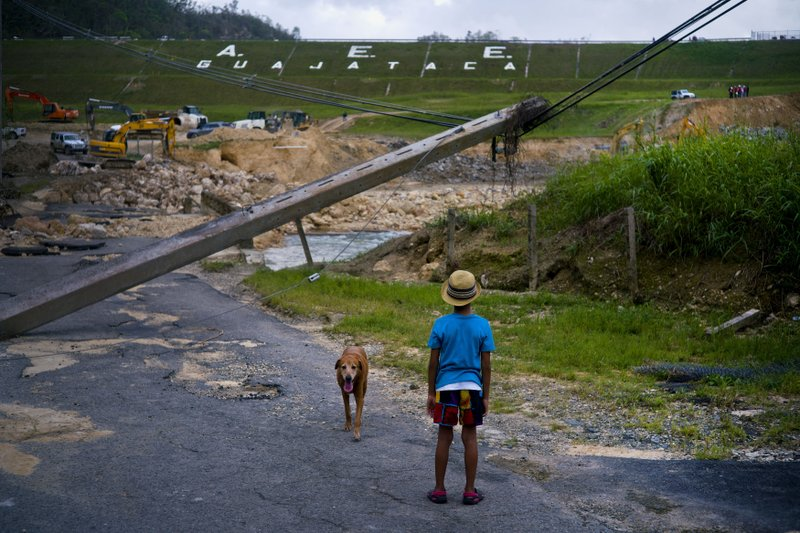 Experts: Puerto Rico may struggle for more than a decade