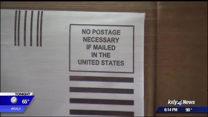 Spokane County voters won't have to attach postage to 2018 ballots