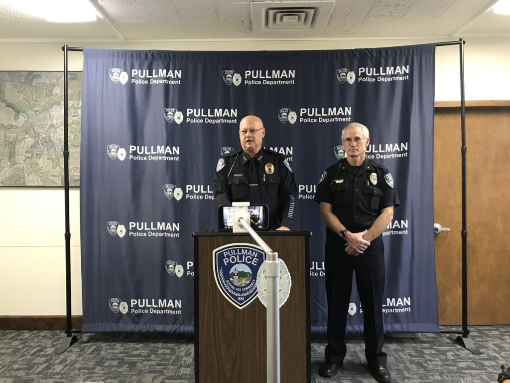 Pullman Police commends WSU student for coming forward in allegations against officer