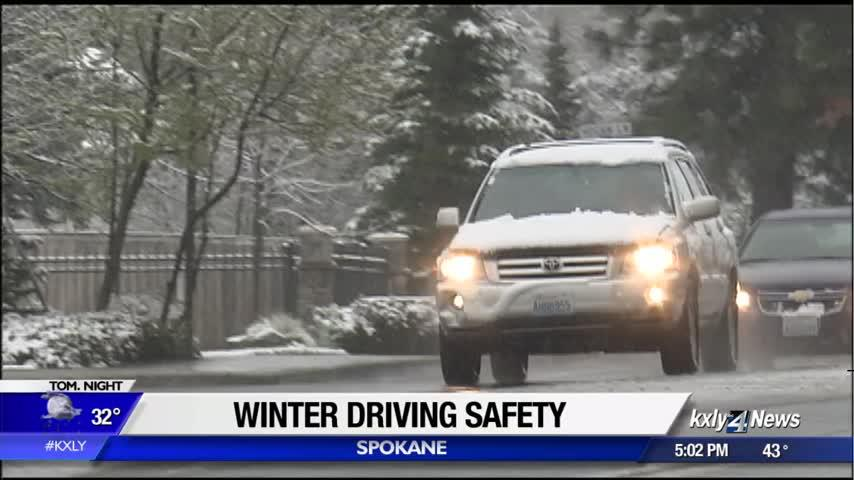Put the Happy Back in Your Holidays: Winter driving safety tips