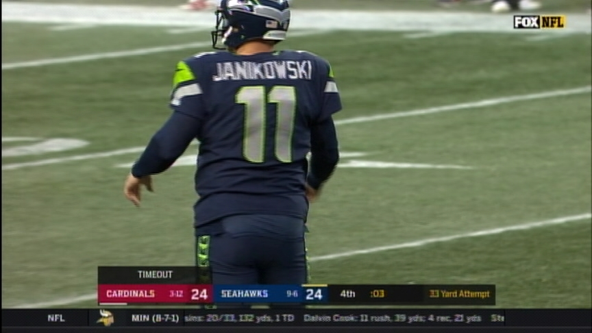 Seahawks wrap up No. 5 seed with 27-24 win over Cardinals