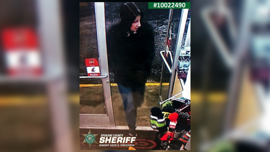 Sheriff's office looking for man who robbed Chattaroy convenience store