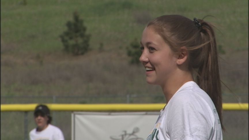 Northwest Christian's Rabe driven by perfection