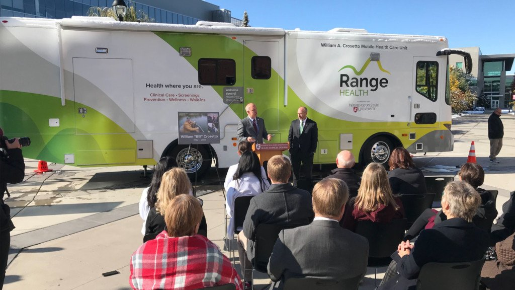 WSU launches new healthcare program, 'Range Health'
