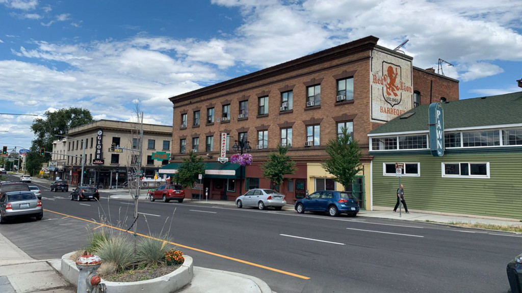 SPD investigating shooting in downtown Spokane's central bar district