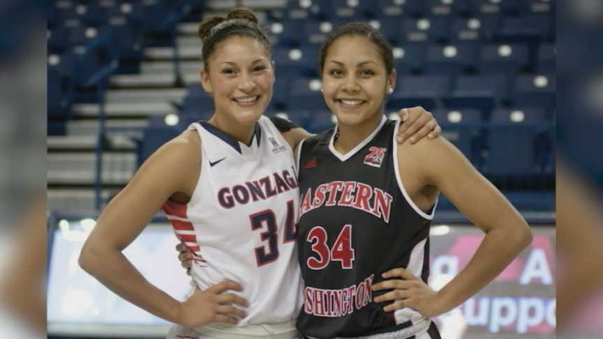 Redmond sisters playing in Hoopfest together for first time