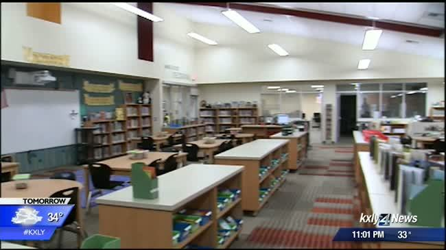 Renovated Spokane Valley school holds dedication ceremony