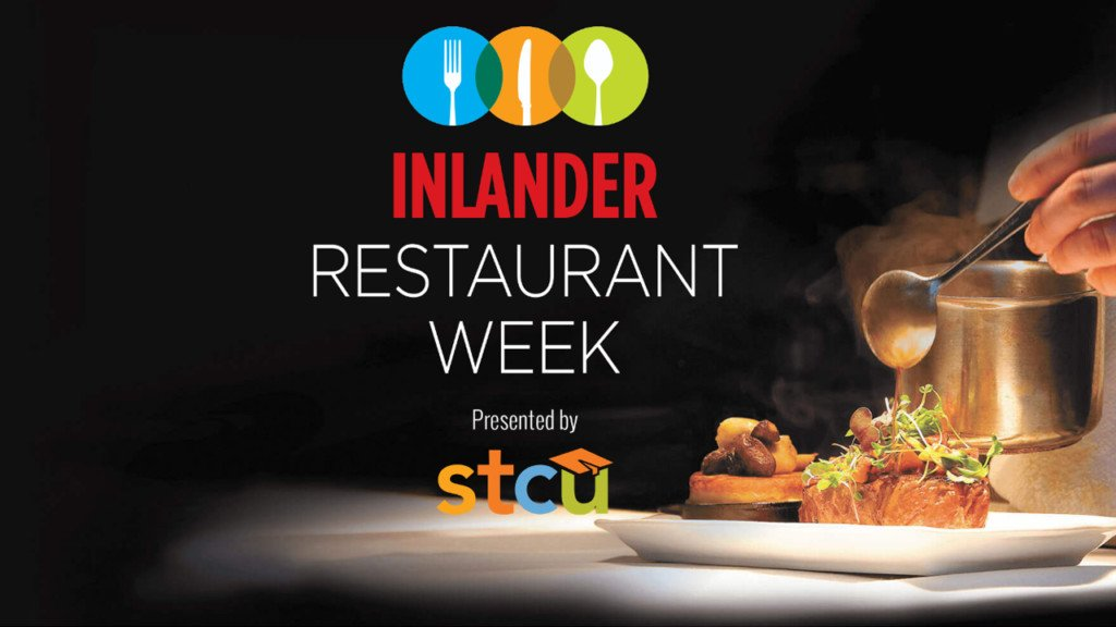 Inlander Restaurant Week menus debuted