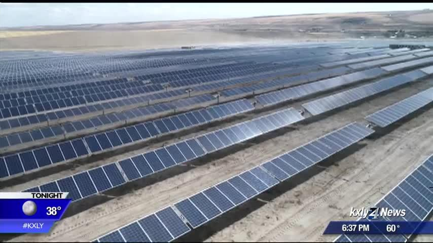 You're invited to ribbon cutting for WA's biggest solar farm