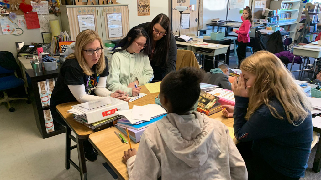 Students and staff at Spokane School District learn to be resilient through new program