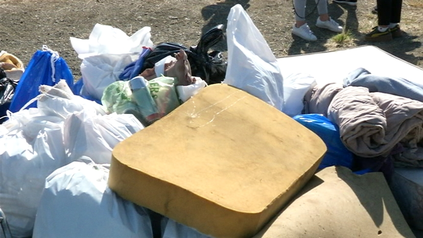 Volunteers remove tons of trash during biggest Spokane River cleanup of the year