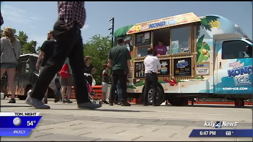 Riverfront Eats brings new food truck tradition to Spokane