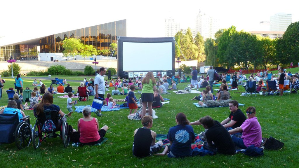 Riverfront Park outdoor movie series will return this summer
