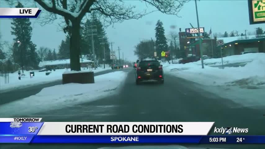 City, county prepare roads for more snow