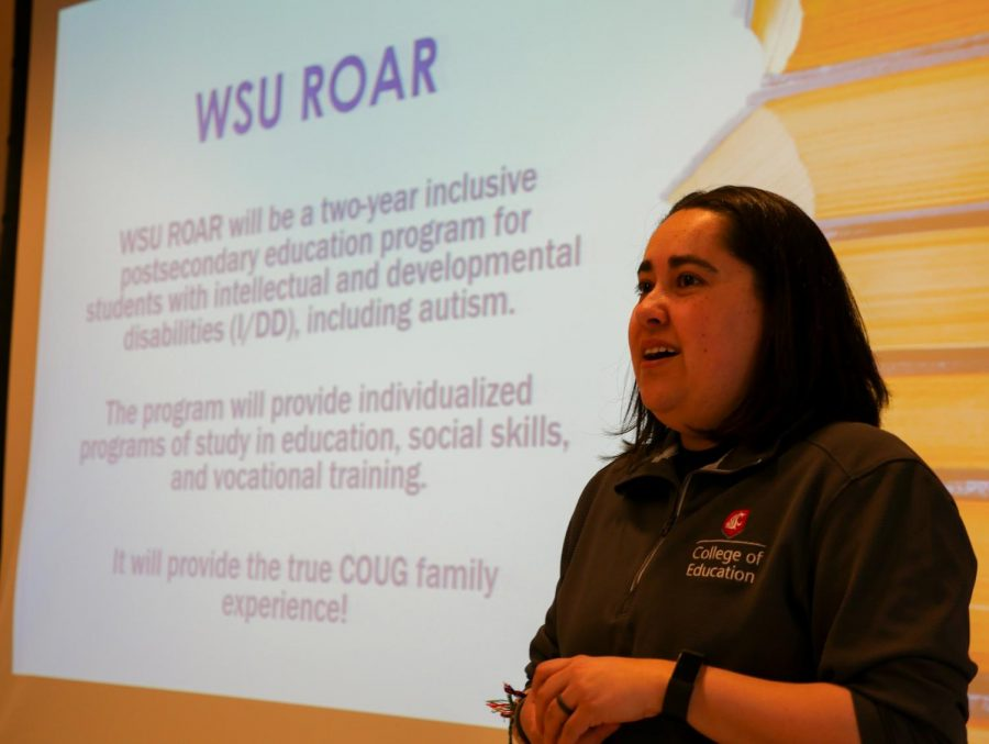 WSU program aims to help students with disabilities