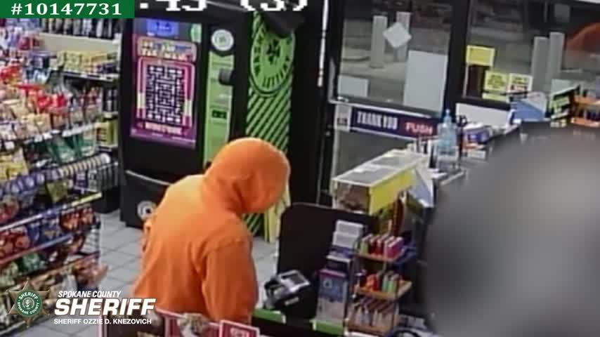 Do you know this Spokane Valley robbery suspect?