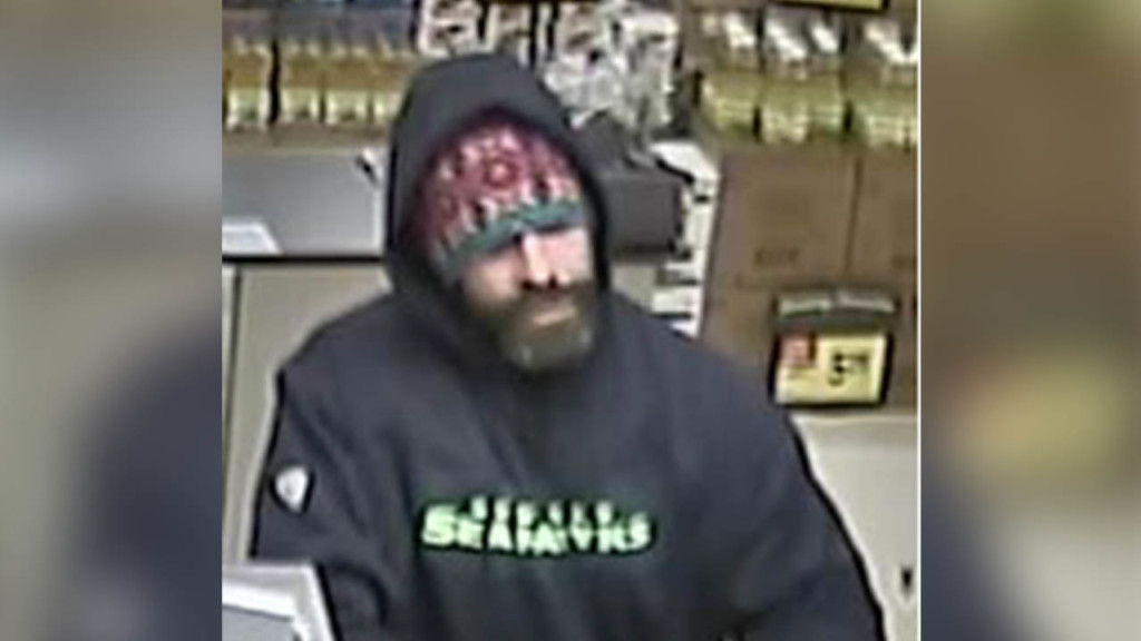 Police investigating bank robbery at north Spokane Albertson's