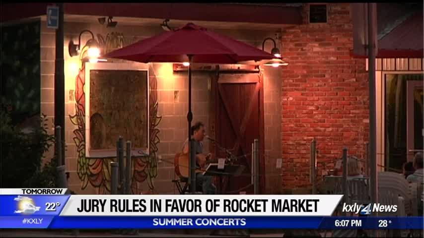 """Rocket Market owners: Jury decision over concert noise a """"big relief"""""""
