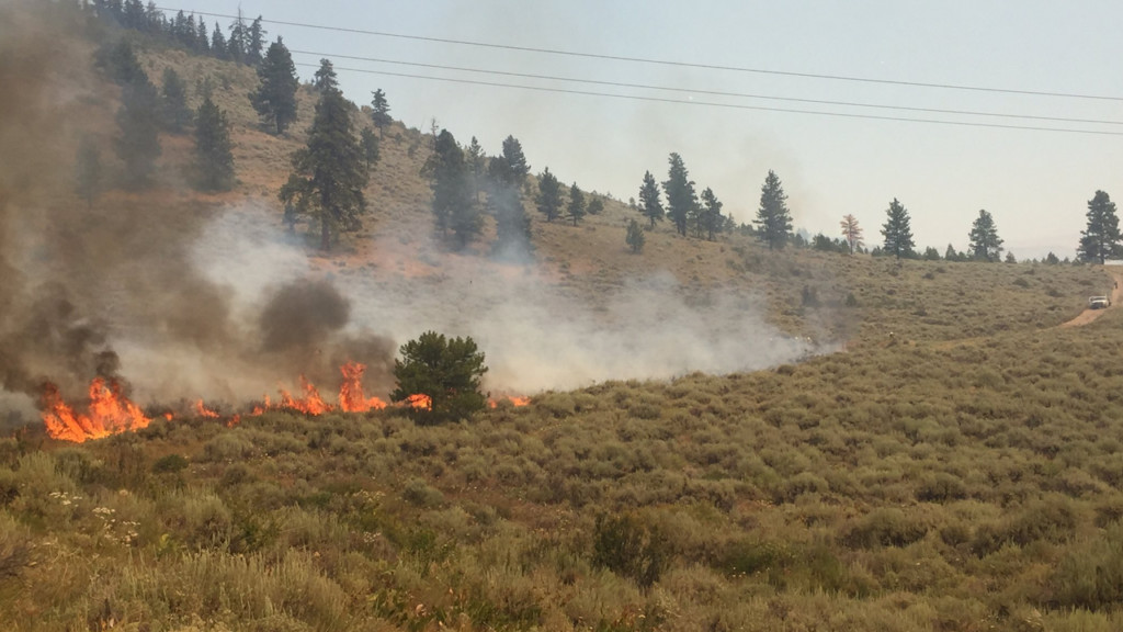 Crews continue to fight Rocky Reach Fire; containment at 30%