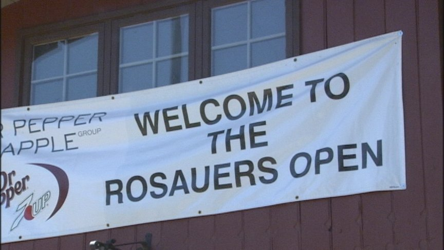 Bayley wins the Rosauers Open Invitational…..again!
