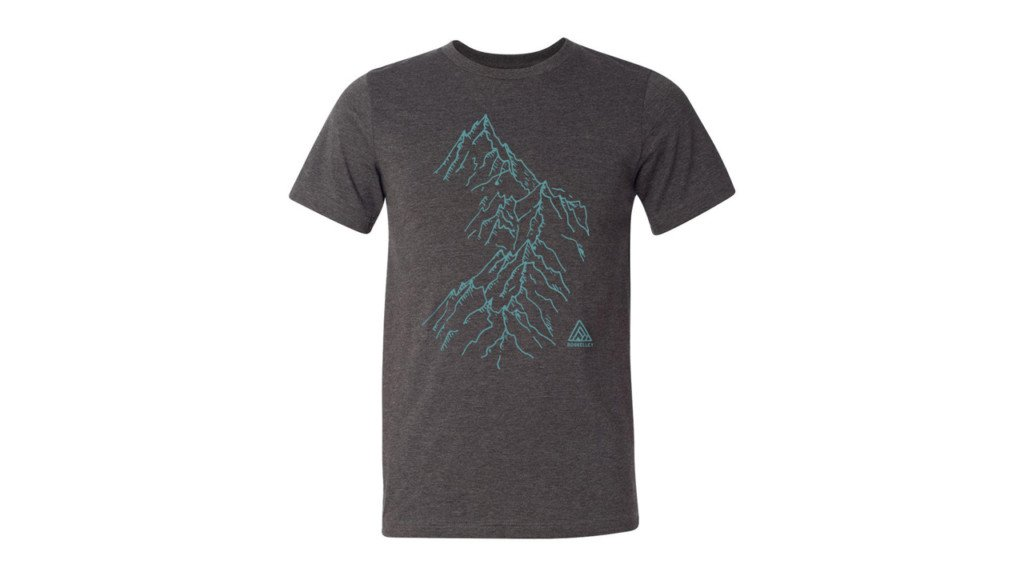 Roskelley Tee re-released in honor of late alpinist