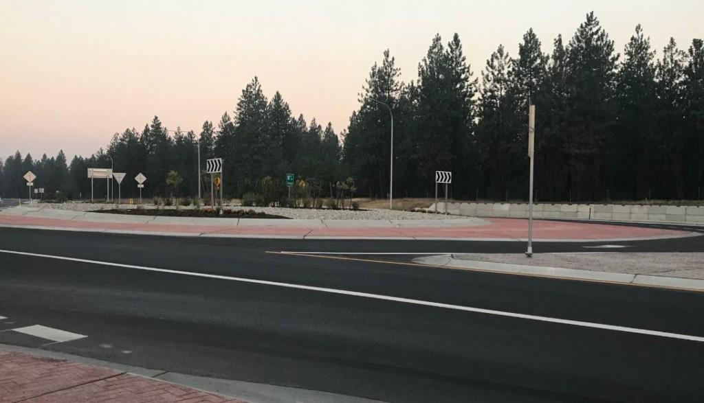 New roundabout, North 40 Outfitters coming to Airway Heights