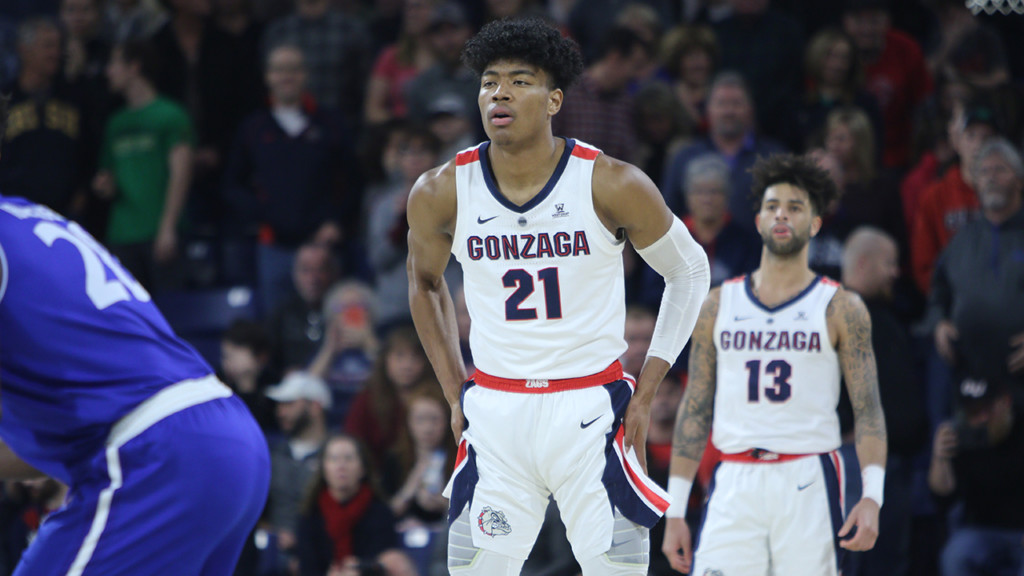 Hachimura declares for NBA draft