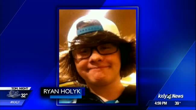 Ryan Holyk's family reaches $1 million settlement with Spokane County