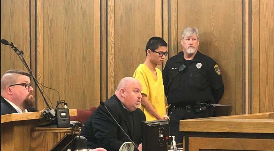 Court docs: Suspect in LC threats researched school shootings online