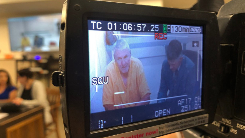 Mark Rypien pleads not guilty to domestic violence charge