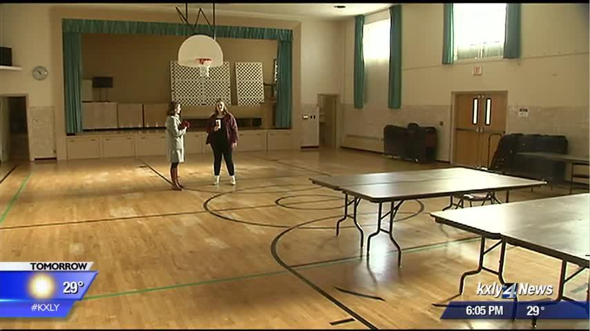 Salem Lutheran readies to open warming shelter for Spokane's homeless