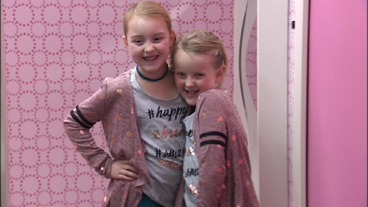 Kids in need find confidence in new clothes with Salvation Army shopping spree