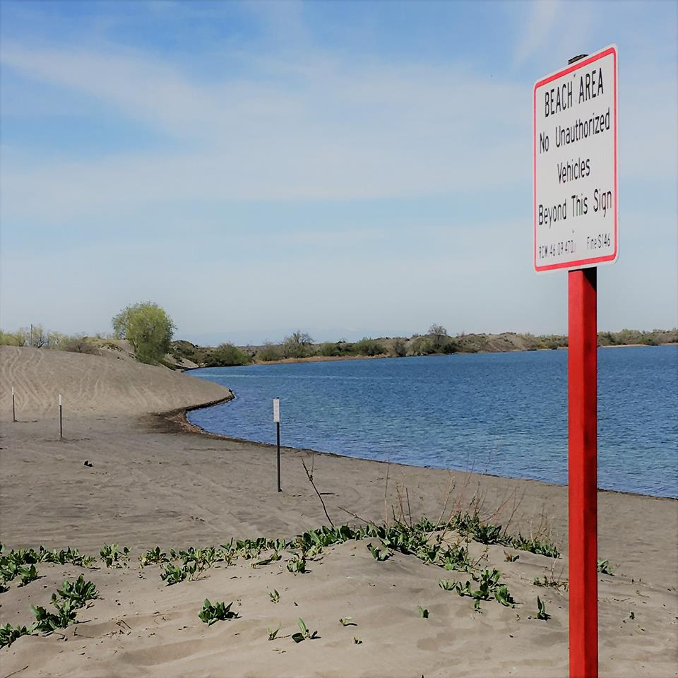 New safety measures at Moses Lake sand dunes
