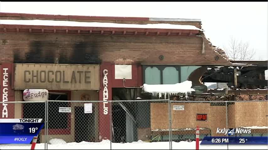 Sandpoint community comes together to support those who lost their business in last week's fire