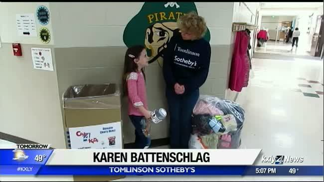 Sandpoint girl raises hundreds for Coats 4 Kids