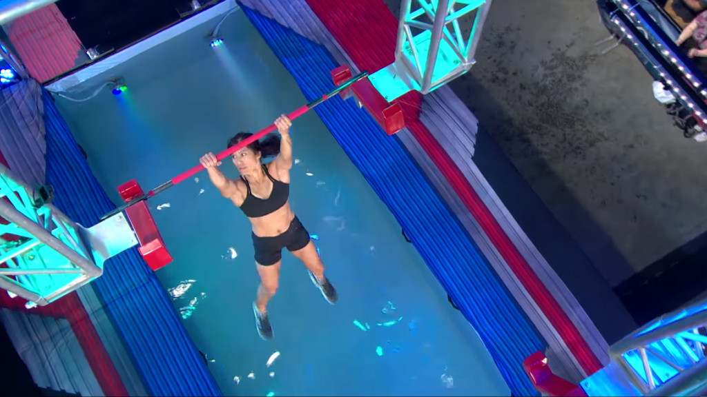 Spokane woman becomes first mother to hit buzzer on Ninja Warrior