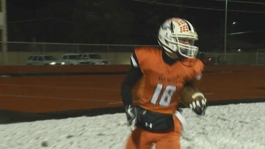 West Valley and Idaho football player Collin Sather battles cancer