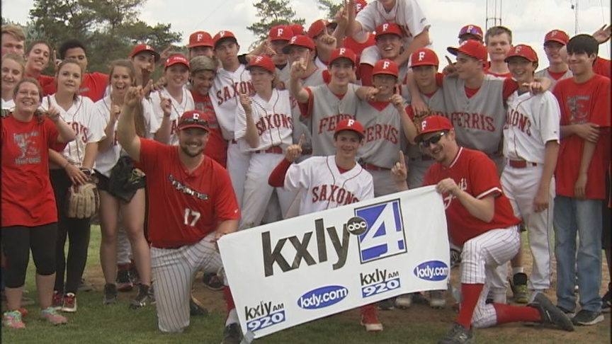 The Saxon Classic: Where baseball isn't about teams, it's about family