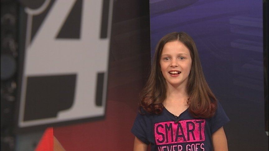 Alicia Goes To Sportscaster Camp
