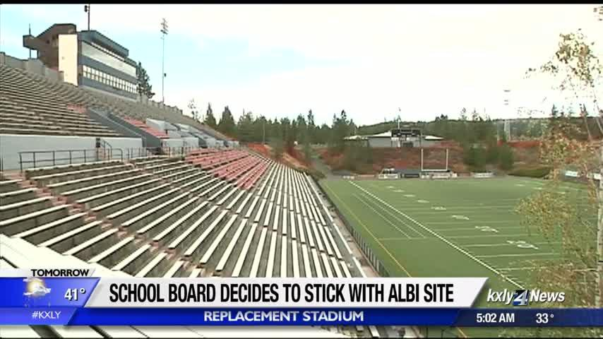 School board rejects downtown option, new stadium will be located at current Joe Albi site