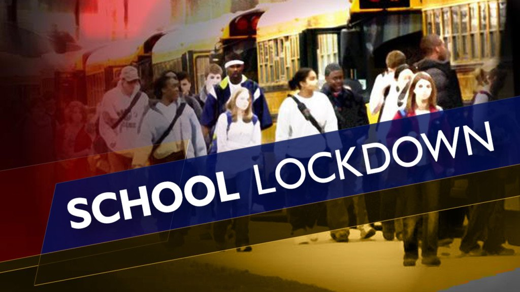 School locked down for potential threat