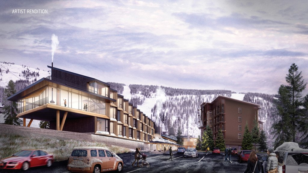 Schweitzer breaks ground on new ski-in, ski-out hotel