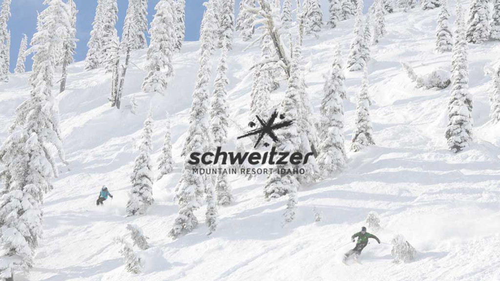 Head to Schweitzer for some of the best skiing in the nation, says magazine