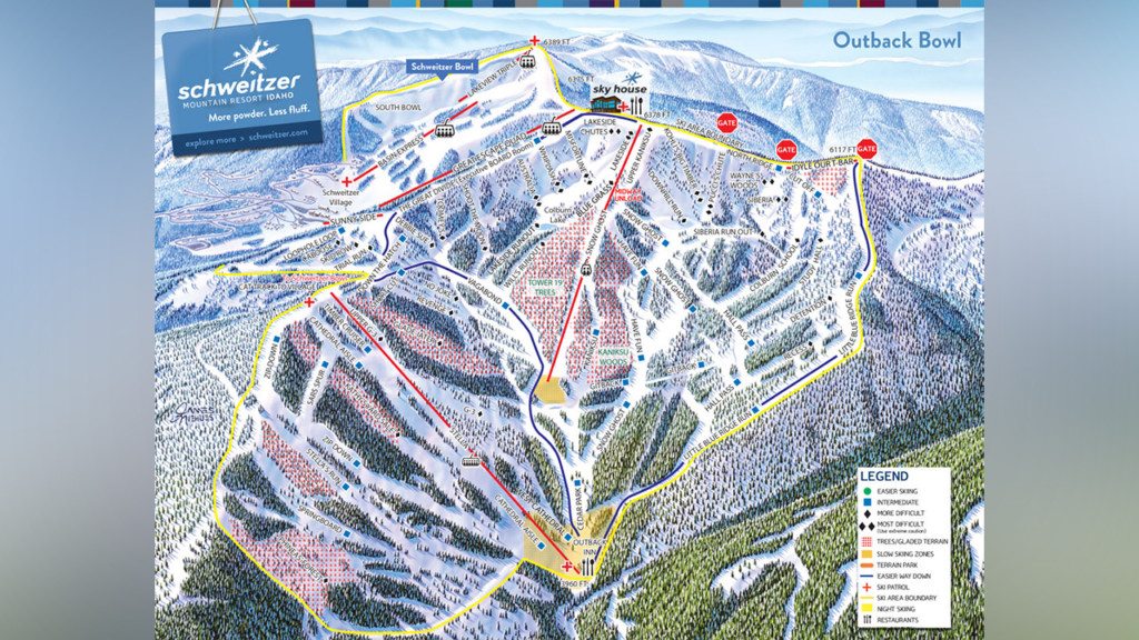 Schweitzer to install two new chair lifts