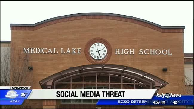 SCSO investigating threat made by Medical Lake student