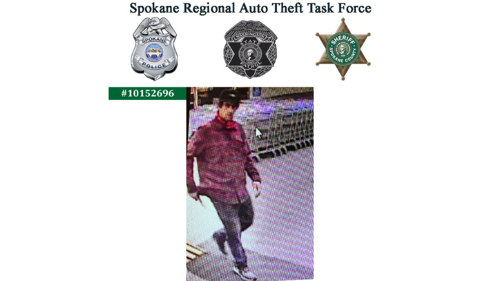SCSO looking for man in vehicle and property theft case