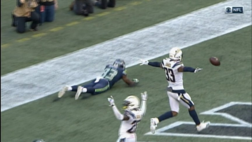 Rivers, Gordon leads Chargers past Seahawks 25-17