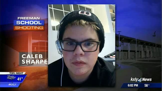 Freeman school shooting suspect wants statements, video sealed