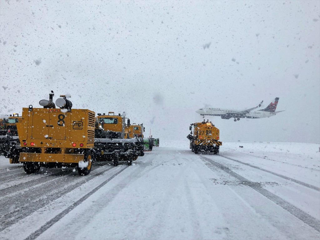 Sea-Tac Airport cancels hundreds of flights due to winter storm