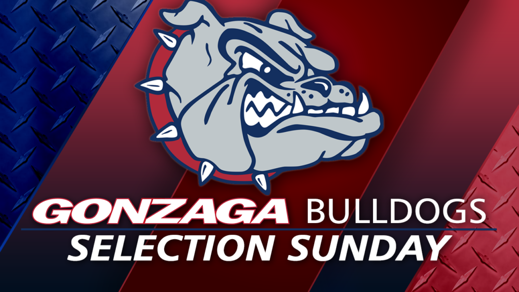 No. 1 seed Zags head to Salt Lake City for first round of NCAA Tournament